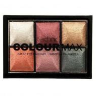 Paleta 6 farduri de ochi Technic Colour Max Treasure Chest