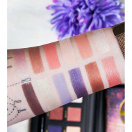 Paleta farduri de pleoape W7 Enchanted Brilliance In Bloom