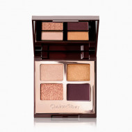 Paleta farduri pleoape Charlotte Tilbury Luxury Palette The Queen of Glow