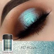 Pigment fard de ochi Focallure Eyes Loose Pigment 17 Aqua
