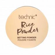 Pudra fixare machiaj Technic Rice Powder Setting Powder