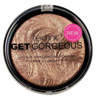 Pudra iluminatoare bronzanta Technic Get Gorgeous Bronze Highlighting Powder