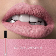 Ruj de buze lichid mat Focallure Matte Lipstick 02 Pale Chestnut