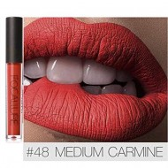 Ruj de buze lichid mat Focallure Nuanta 48 Medium Carmine