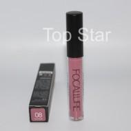 Ruj de buze lichid mat Focallure Ultra Chic Lips, Nuanta 08 Old Rose