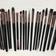 Set 20 pensule machiaj pentru fata si ochi