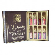 Set Rujuri de Buze Wizardry And Witchcraft Collector's Edition, 8 Bucati