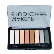 Trusa farduri de ochi Kiss Beauty Makeup Studio Deluxe #2