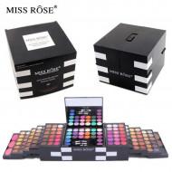 Trusa machiaj 148 culori Miss Rose Blockbuster 3D Palette