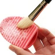 Brush Egg - Accesoriu din silicon pentru curatarea pensulelor de machiaj