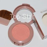 Fard de obraz / Blush O TWO O Powder Blush + pensula 04