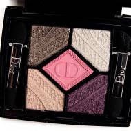 Fard pleoape Dior 5 Couleurs Skyline, 806 Capital Of Light