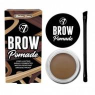 Gel Sprancene W7 Brow Pomade, Nuanta Medium Brown