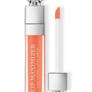 Luciu de buze Dior Lip Maximizer Hialuronic Lip Plumper, Nuanta 004 Coral