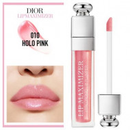 Luciu de buze Dior Lip Maximizer Hialuronic Lip Plumper, Nuanta 010 Holo Pink