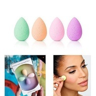 Pachet 4 mini make up sponges buretei Beauty Blender mini four