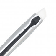 Pensula pentru tus, Makeup, Eyeliner Brush, Silver