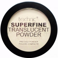 Pudra compacta translucida Technic Superfine Translucent Powder