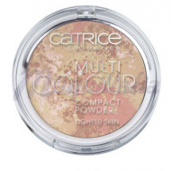 Pudra matifianta Catrice Multi Colour Lighter Skin, Nuanta 010 Rose Beige