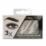 Set 3 bucati Adeziv lipici gene false Technic False Eyelash Glue