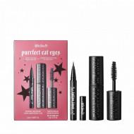 Set machiaj Eyeliner + Mascara Kat Von D Cat Eyes Travel Size
