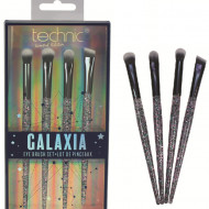 Set pensule machiaj ochi Technic Galaxia Eye Brush Set Limited Edition
