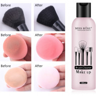 Solutie curatare pensule machiaj Miss Rose Brush Cleaner Make Up