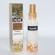 Spray de corp cu sclipici Karite