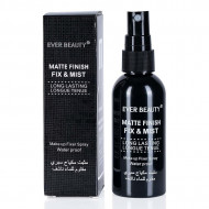 Spray fixarea machiajului Matte Finish Fix&Mist Long Lasting