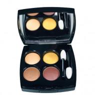 Trusa 4 fard de ochi Chanel Les 4 Ombres, Nuanta 382 Lumieres Et Vibrations
