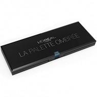 Trusa machiaj 10 nuante fard Loreal La Palette Ombree