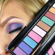 Trusa machiaj ochi Loreal Color Riche la Palette Glam Eyes