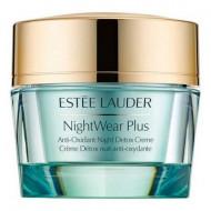 Crema de noapte Estee Lauder NightWear Plus Anti Oxidant Night Detox, 50 ml