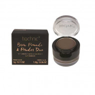 Kit sprancene gel + fard sprancene Technic Brow Pomade Duo Medium