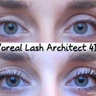 Mascara Loreal False Lash Arhitect 4D efect de gene false, Negru