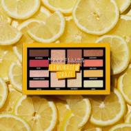 Paleta farduri de pleoape Maybelline Lemonade Craze