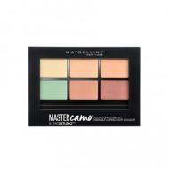 Paleta kit camuflaj imperfectiuni Maybelline New York Master Camo 01 Light