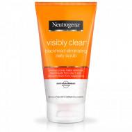 Peeling impotriva punctelor negre Neutrogena Visibly Clear Blackhead Daily Scrub