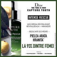 Ser revitalizant pentru fata Dior Capture Youth Intense Rescue, 30 ml