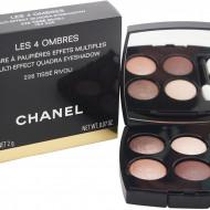 Trusa 4 fard de ochi Chanel Les 4 Ombres Nuanta 226 Tisse Rivoli