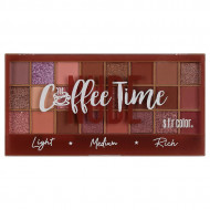 Trusa machiaj S.F.R Color Coffee Time Nude 02