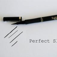 Tus Eyeliner Loreal Super Liner Perfect Slim Nuanta Negru