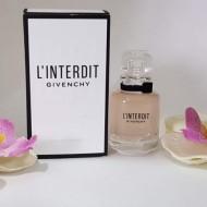 Apa de parfum dama Givenchy L`Interdit Eau de Parfum 10 ml