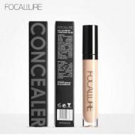 Corector Focallure Concealer Long Lasting 04 Medium Honey