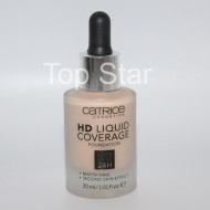 Fond de ten mat Catrice HD Liquid Coverage