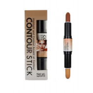 Kiss Beauty Contour Stick, Highlight & Contour Accent, Nuanta C