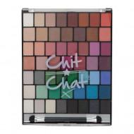 Paleta farduri de ochi Technic Chit Chat, 53 culori