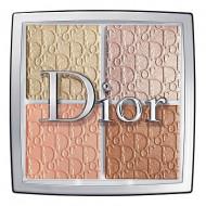 Paleta pudre iluminatoare Dior Backstage Glow Face Palette, 002 Glitz