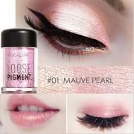 Pigment fard de ochi Focallure Eyes Loose Pigment 01 Mauve Pearl