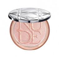 Pudra Iluminatoare Dior DiorSkin Nude Luminizer Sparkling Pigment-Infused, Nuanta 02 Pink Glow